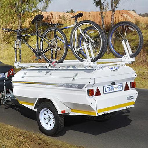 Bike Rack Jurgens Trailers Campworld