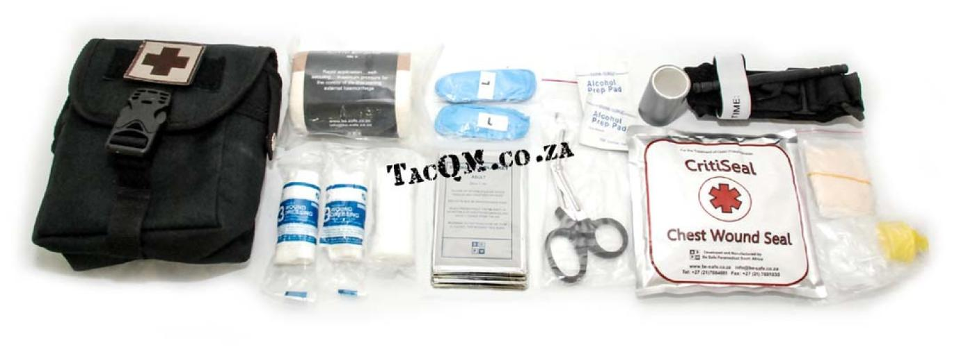 Individual First Aid Kit ( IFAK ) Refill TheQuarterMaster