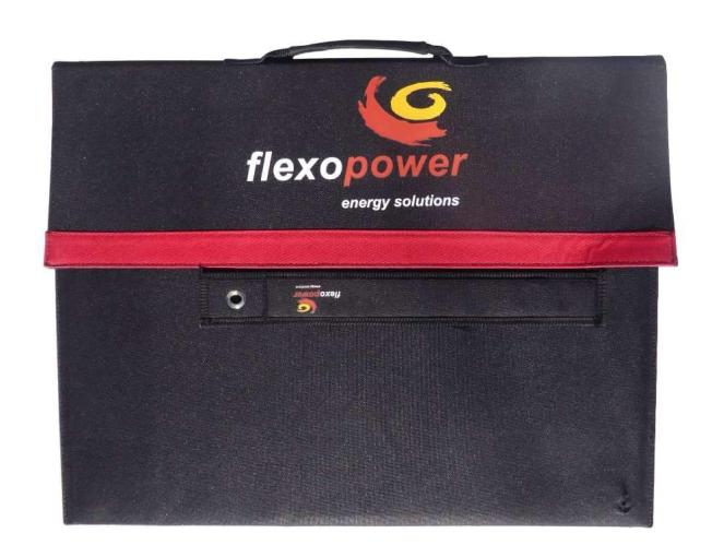 mojave120 complete camping solar kit by flexopower 120w flexo power flexopower