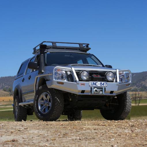 Commercial Deluxe arb Bumper replacement Bullbar - ARB 4x4
