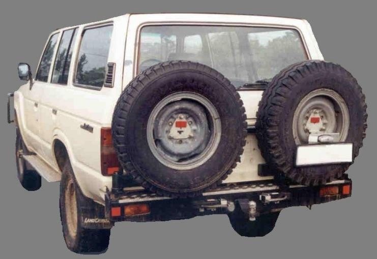 Toyota Landcruiser 60 Series Outback Extreme   Outback Extreme