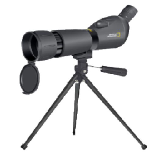 This Spotting Scope Includes A 60 Fold Magnificationso You Can Observe And Discover The Nature Around It Features An Infinitely Adjustable