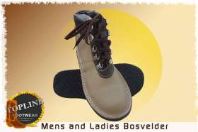 Men/Ladies Bosvelder Vellies