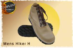 Mens Hiker H Vellies