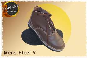 Mens Hiker V Vellies
