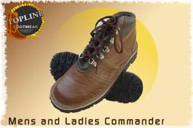 Mens/Ladies Commander Vellies