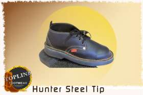 Mens/Ladies Hunter Steel Tip Vellies