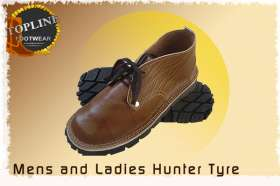 Mens/Ladies Hunter Tyre Vellies
