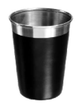 330ML Tumbler Black - MQ8676