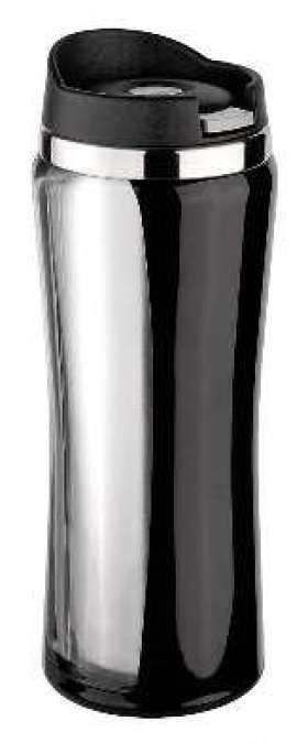 Travel Mug S/S - HV3007/BLK
