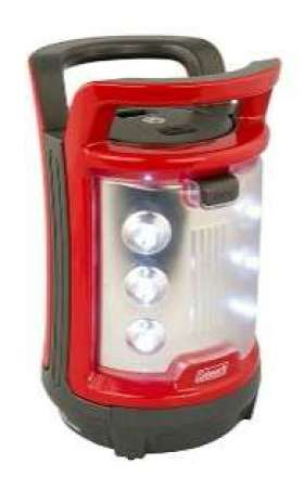 CPX6 Duo Led Lantern - 09526