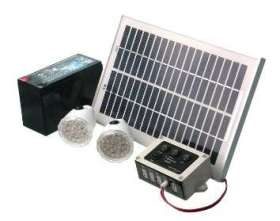 2 Light Solar Kit - CW2L10W-SOLKIT