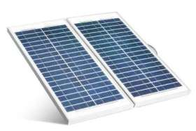Double Panel Solar Kit - CW-120W-SOLKIT