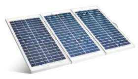 Triple Panel Solar Kit - CW-180W-SOLKIT