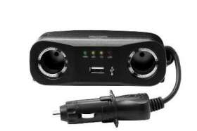 Twin Multi Socket 12V - RMS7