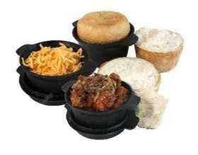 Breadpot Set of 4 - RBP-11
