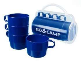 4PC Camping Cup Set - MQ8026