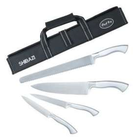 4PC Roll-up Knife Set - SH2901