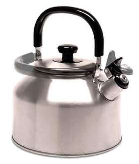 Stainless Steel Kettle - SVG100