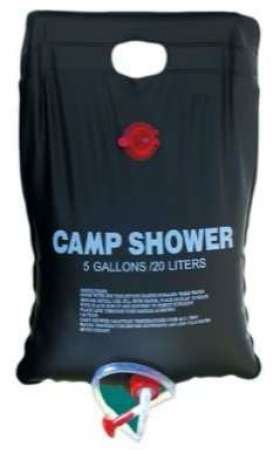 Camping Solar Shower - MQ7296