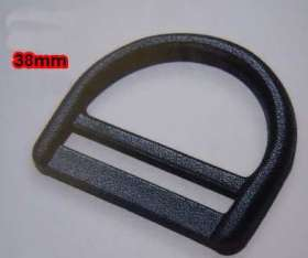 Webbing D-Ring 38mm (2 pack) - WDR38P