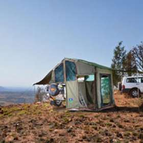 Trailer Tents