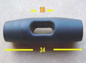 Tie Back Toggle - TBT35P