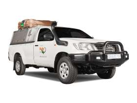 SCE - Toyota Single Cab Equipped