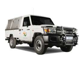 SLE - Toyota Land Cruiser Single Cab