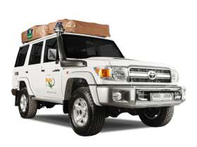 DLE - Toyota Land Cruiser Double Cab Equipped