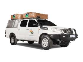 DCE - Toyota Double Cab Equipped