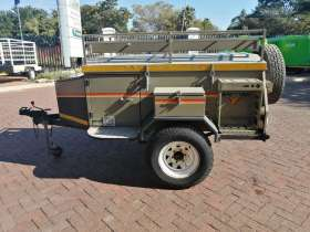 Venter Bush Baby Unbraked Trailer