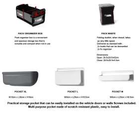 Fiamma Pocket Containers