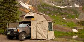 T Top Xklusiv Rooftent