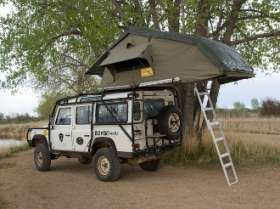T Top Rooftent