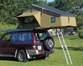 Tourer Rooftop Tents