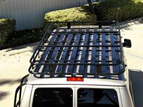 Roof Rack with slats