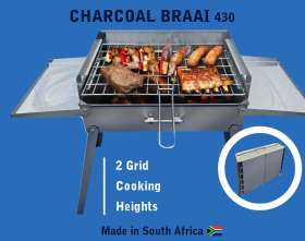 Safari Braai Charcoal