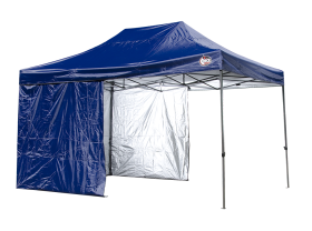 Rapid Gazebo side wall set left - RGZ450FW