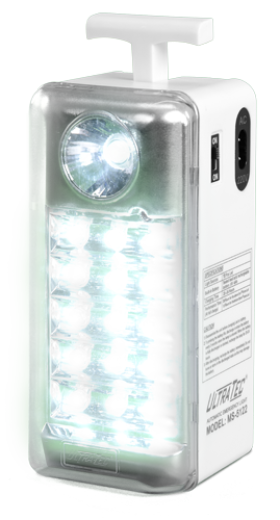 Camping Emergency AC/DC LED - MS5123