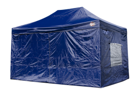 Checkpoint Rapid Gazebo Side Wall Set - RGZ450FW