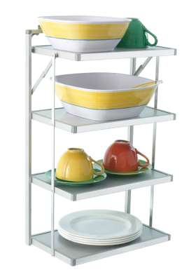 4 Tier Wall Hanging Shelf - 997717G