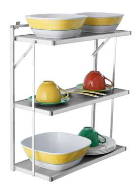3 Tier Window Hanging Shelf - 997728G
