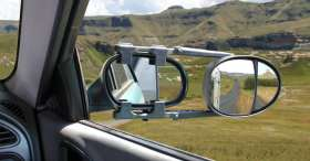 Dual Angle Towing Mirror - MQ8270