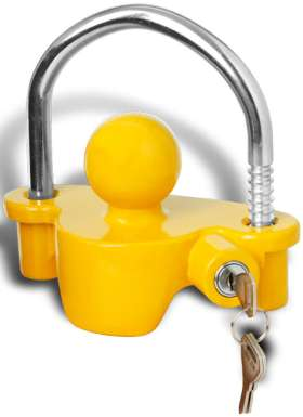 Heavy Duty Hitch Lock - RCT731