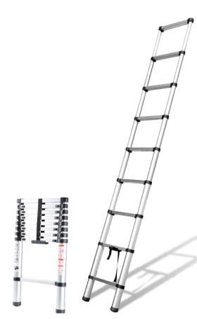 Telescopic Ladder 2.6m - MLC260