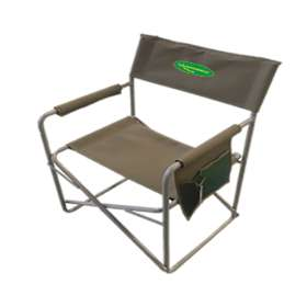 Steel Directors Chair - DIRCHAIRCWL