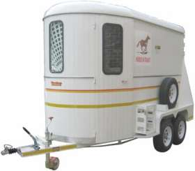 Horse Box -Two Berth