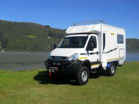 Travelstar Vega 4x4 Off-road Motorhome
