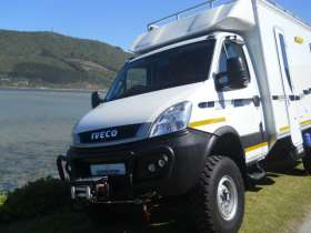 Travelstar Capella 4x4 Off-road Motorhome